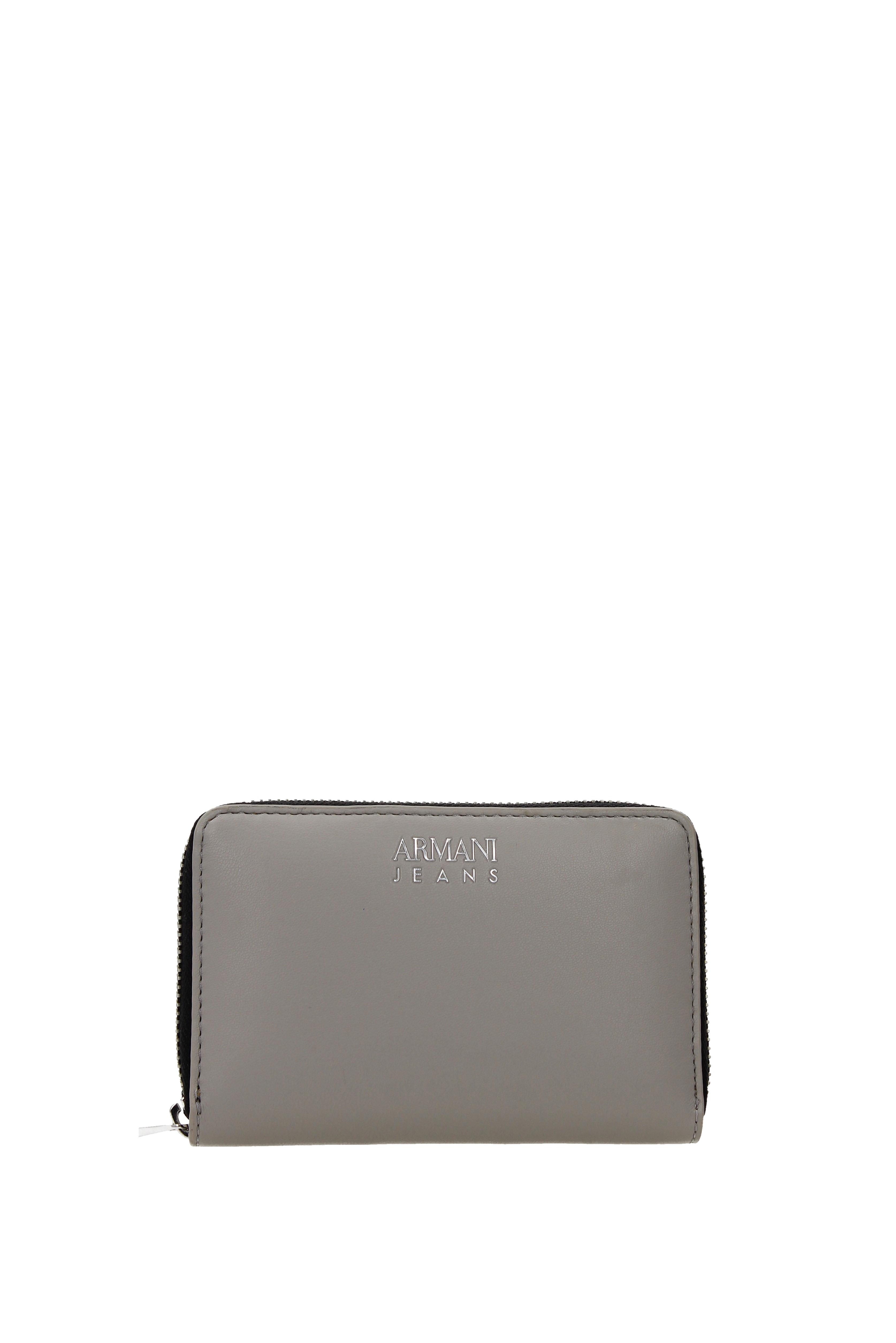 Brieftasche-Armani-Jeans-Damen-Polyester-9280587A789