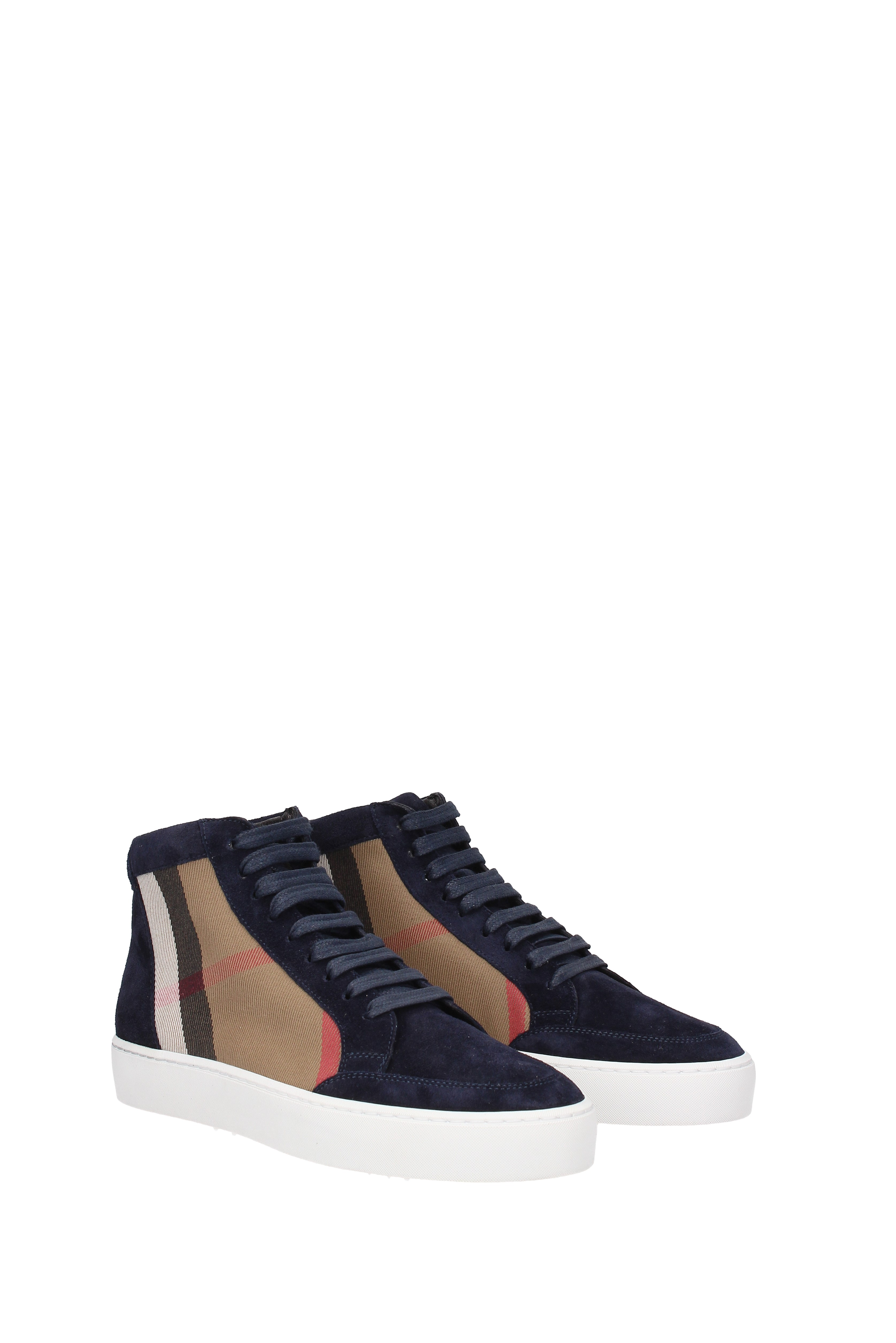 Sneakers Sneakers Sneakers Burberry Damen - Wildleder (402491) 84e16f