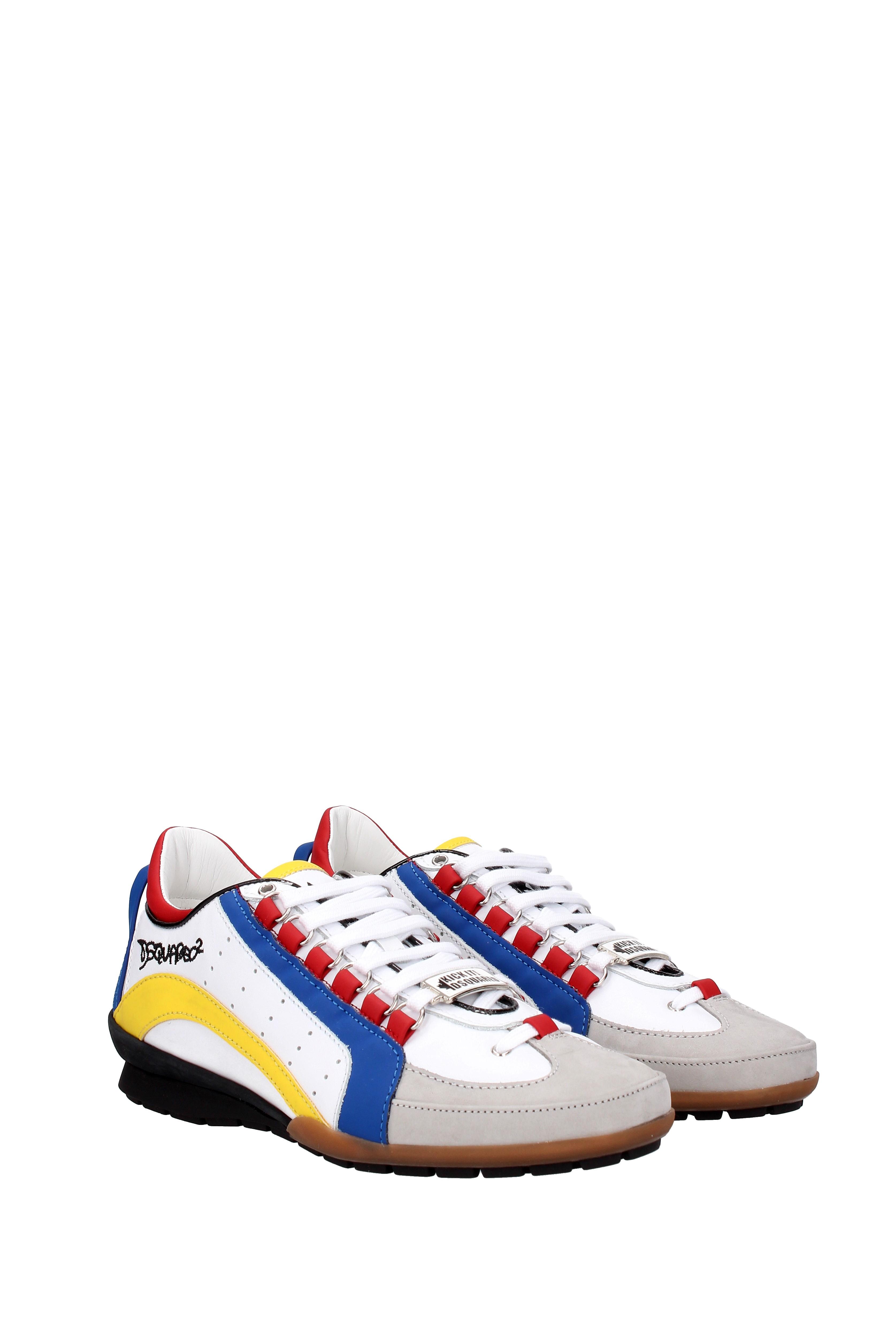 Sneakers DsquaROT2 Herren - Leder Leder Leder (SN434714) cd946c