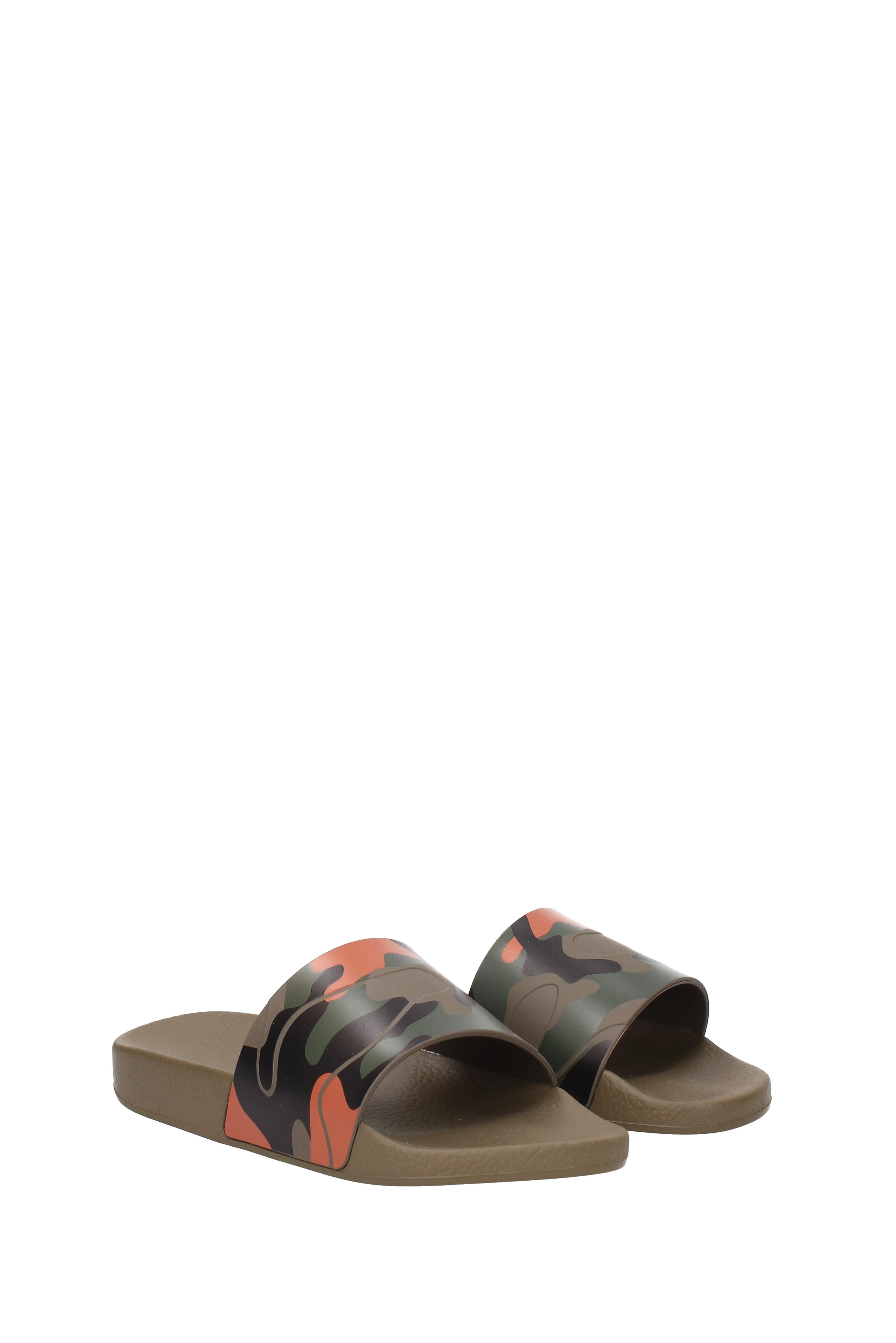 Flip-Flops und Holzschuhe Valentino Garavani Herren - Gummi Gummi - (0S0873PCG) de46e2