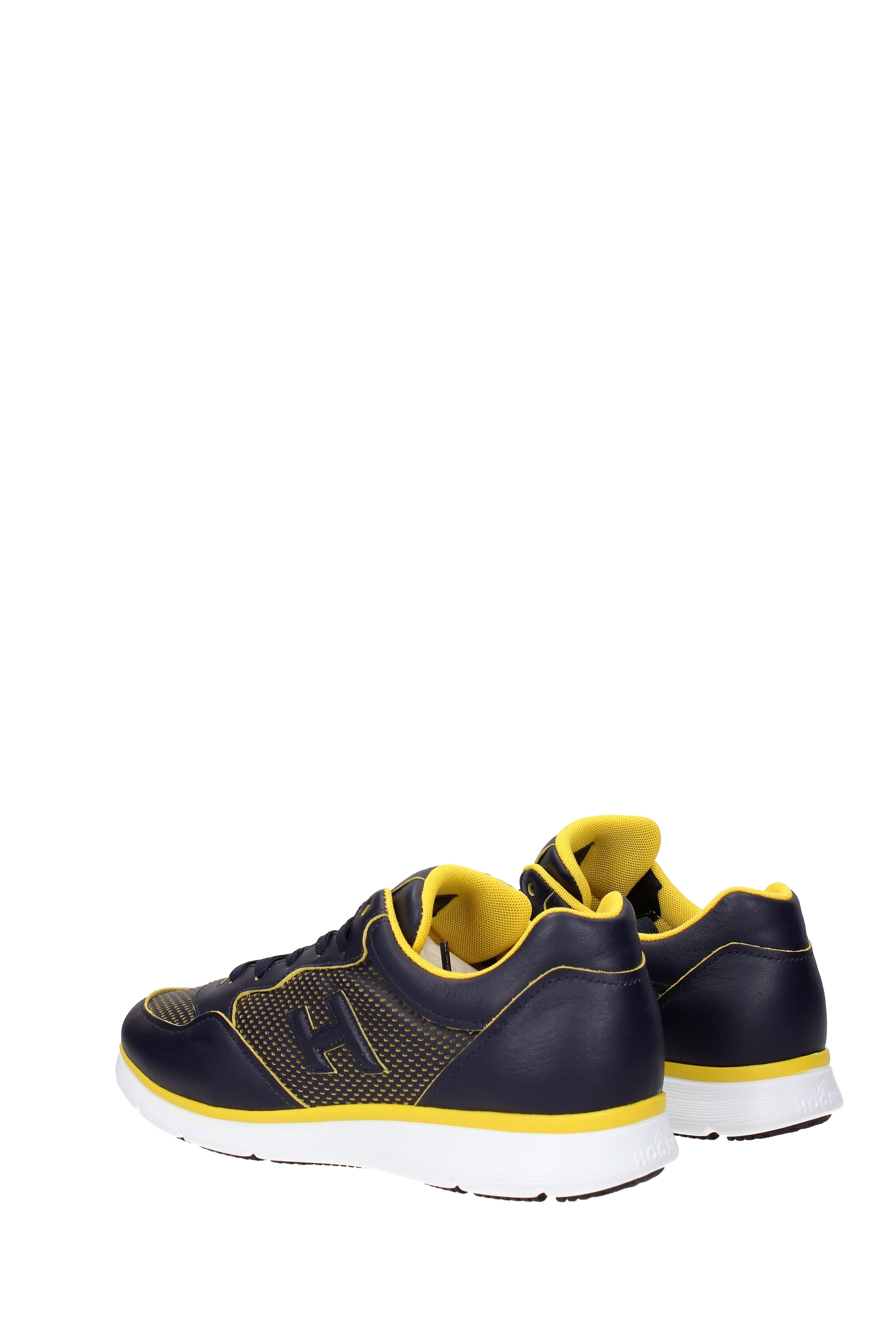 Sneakers-Hogan-Herren-Leder-HXM2540T780FEK